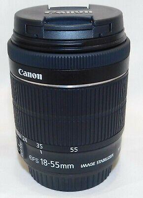 Canon Efs Image Stabilizer Macro Lens 18 55mm 1 3 5 5 6 Camera Lenses Macro Lens Lenses