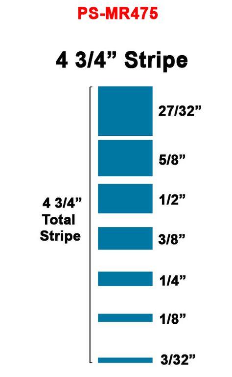 """1/"""" x 108/' White Vinyl Adhesive Pinstriping Tape Lane Marking Car Decor PinStrip"""
