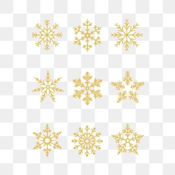 Cute Snowflake Decorative Elements Snowflake Pattern Festival Png And Vector With Transparent Background For Free Download Christmas Vectors Christmas Snowflakes Snowflake Decorations