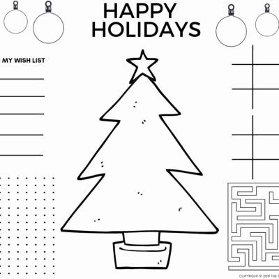 Christmas Tree Coloring Page Pdf Luxury Blog The Pragmatic Parent Christmas Tree Coloring Page Tree Coloring Page Colorful Christmas Tree