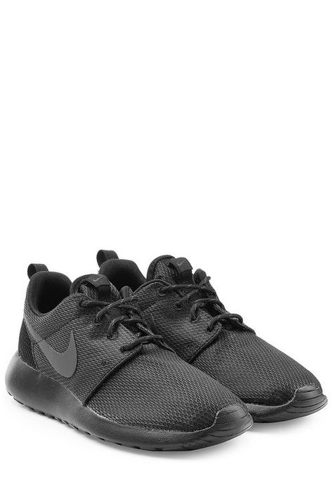 online store 3902e cbfb9 + Pedro Lourenço Roshe One coated mesh and patent-leather sneakers    heavenly shoes