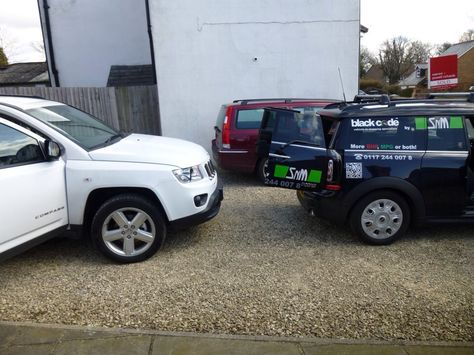 A Performance Map Was Loaded Onto This Brand New Jeep Compass