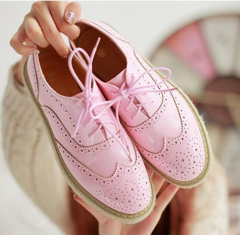 Encontrar Más Pisos de la Mujer Información acerca de 2016 caliente la venta ata para arriba Oxfords zapatos de mujer de cuero mujeres zapatos Oxford para mujeres, zapatos flatform, alta calidad zapatos de ratón, China zapato Proveedores, barato zapatos zapatos de vestir de guoguo loving store en Aliexpress.com