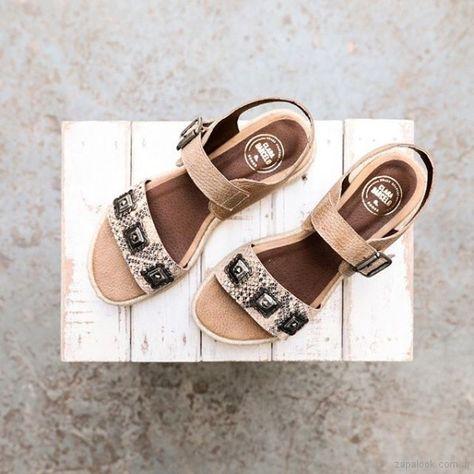 6c8ac588 Clara Barcelo – Sandalias casuales de mujer verano 2019 | Zapalook - Moda  en Zapatos 2019