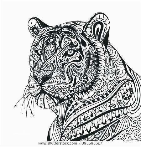 Mandala Animaux A Imprimer Elegant Animal Mandala Coloring Pages