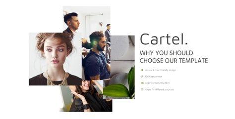 Cartel — Multipurpose beauty shop template | Stylelib