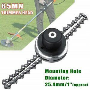 Lawn Mower Trimmer Head Chain Brushcutter Garden Grass Brush Cutter Tools Parts