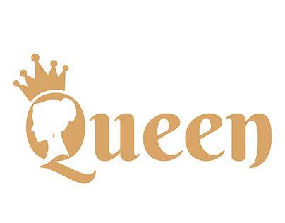 Check Out New Work On My Behance Profile Queen Logo Artwork Http Be Net Gallery 98179985 Queen Logo Artwor Simple Logo Design Logos Queen Wallpaper Crown