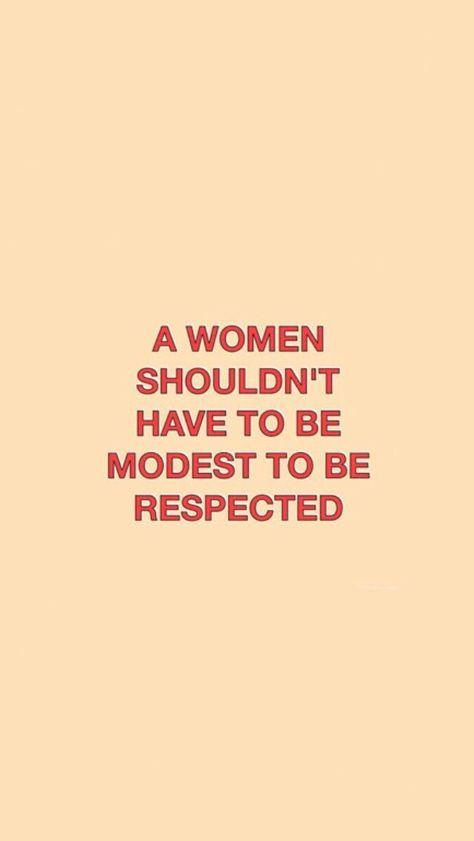 Lockscreens — • Feminism lockscreens • • like and/or reblog if...