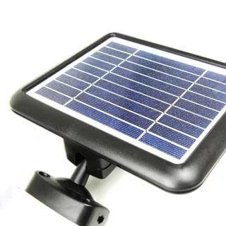 Solar Powered Hanging Garden Shed Light 22LED Garage Lamp w// Remote Control UK