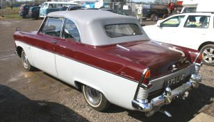 1956 1962 Ford Zodiac Convertible Classic British Ford Cars New Used Parts For Sale In Usa Uk Europe Canada Aust Ford Anglia Ford Ford Classic Cars