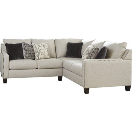 Hallenberg Sectional By Signature Design By Ashley At Homeworld Furniture Sectional Sofa Furniture Value City Furniture