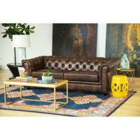 Natali Top Grain Leather Sofa Best Leather Sofa Leather Sofa Ashley Furniture Chairs