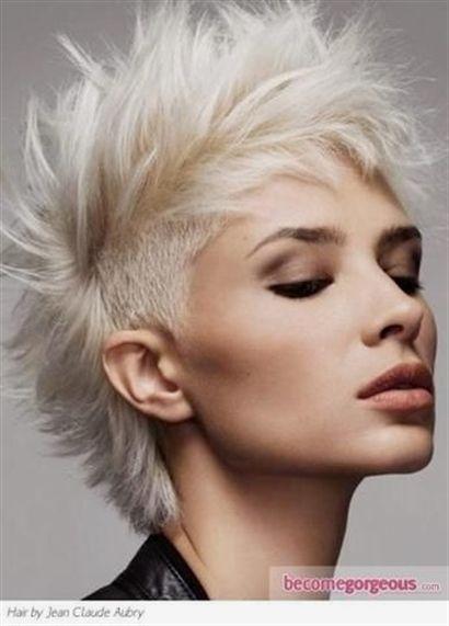 Frisuren Frauen Iro Iro Frisur Frau Lange Haare Stilvolle Frisur Website Foto Blog Kurzhaar Frisuren Iro Frauen G Hair Styles Punk Hair Mohawk Hairstyles