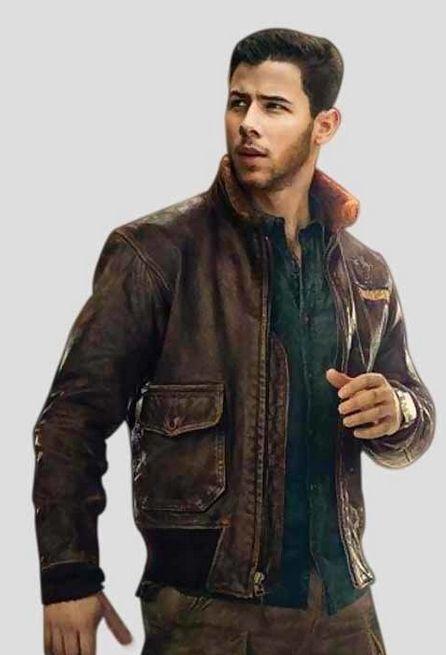 Jumanji 2 Filme Completo Dublado Em Portugues 720p Hd Distressed Leather Jacket Leather Jacket Fur Leather Jacket