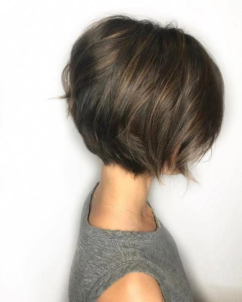 Ashley Suzanne Maughan On Instagram Short N Sweet Modernsalon Frisuren Bob Frisur Haarschnitt Ideen Hubsche Frisuren