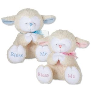 God bless lamb religious bears plush pinterest plush negle Image collections