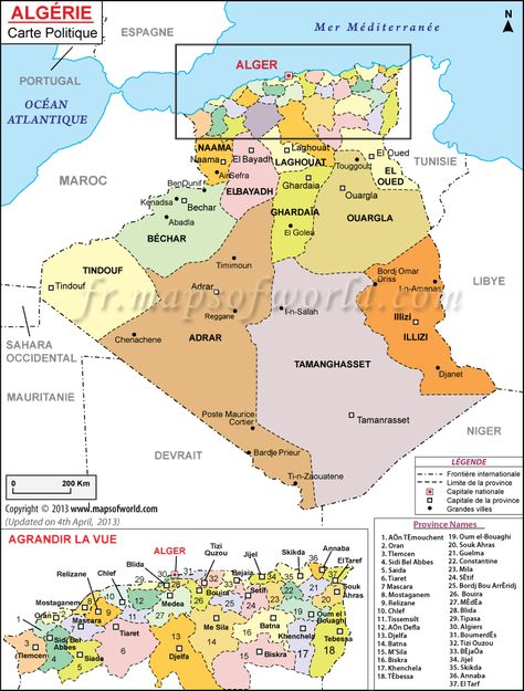 Carte Algerie Mila.Madrock Madrock5312 On Pinterest