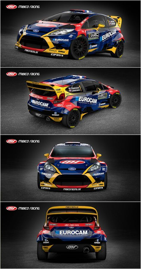 Design And Wrap Of Ford Fiesta Wrc For Slovak Melico Racing Team Who Will Compet Caaars Caaars Compet Desig Autofolierung Coole Autos Fahrzeugdesign