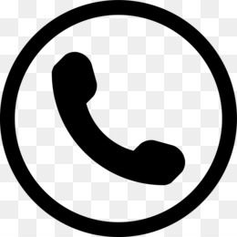 Telephone Iphone Computer Icons Clip Art Round Number Button Desain