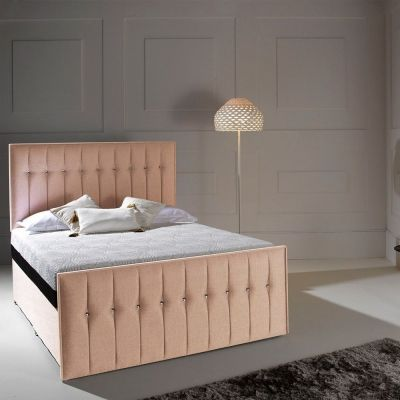 Dormeo Octaspring Revive Fabric Divan Bed With 8500 Mattress Online By From Cfs Uk At Unbeatable Price