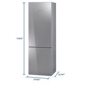Product Image 4 Bottom Freezer Counter Depth Refrigerator Locker Storage