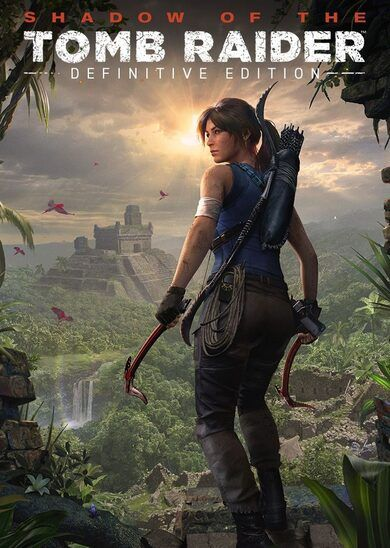 Shadow Of The Tomb Raider Definitive Edition Steam Key Global Tomb Raider Tomb Shadow