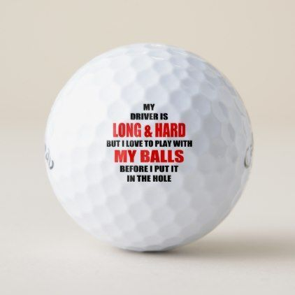 Hilarious Golf Ball Slogan Zazzle Com Golf Quotes Golf Ball Golf