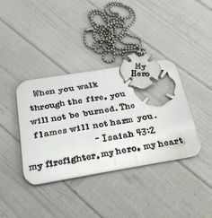 Firefighter Wallet Insert with maltese by BrandiAlewineDesigns