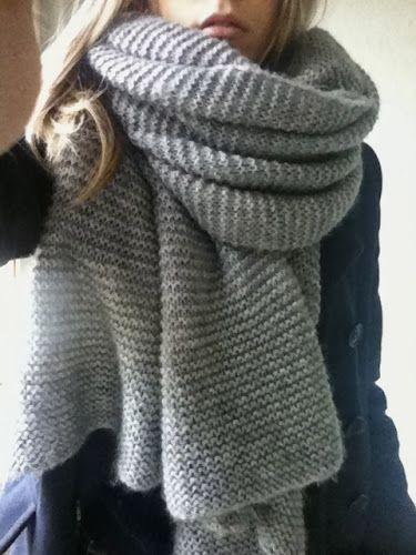 Big Scarf Zara Things I Would Die For Big Scarf Style Big Scarf Knit Fashion