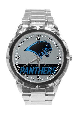 low priced ca7ae 2a099 Watch Men NFL Carolina Panther #Unbranded #Casual | Ebay ...