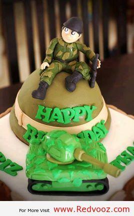 ArmyBirthdayCakejpg 268433 military cakes Pinterest