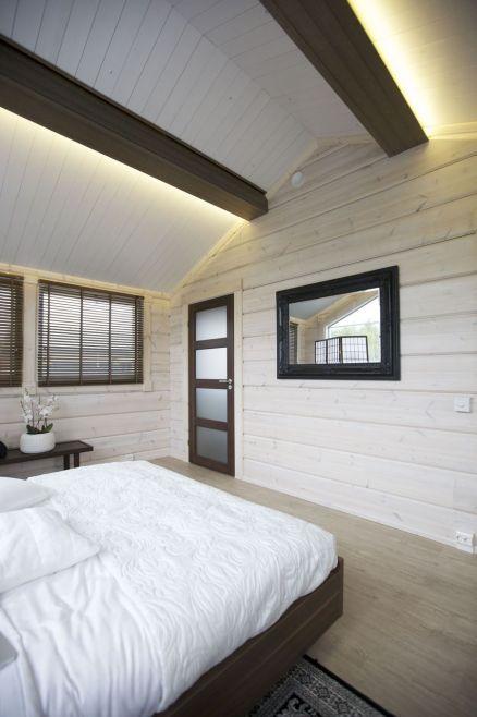Modern Contemporary Led Strip Ceiling Light Design 45 In