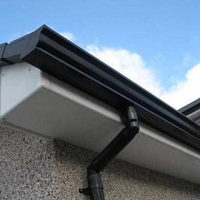 How To Install Gutters In A Greenhouse One Hundred Dollars A Month How To Install Gutters Seamless Gutters Gutters