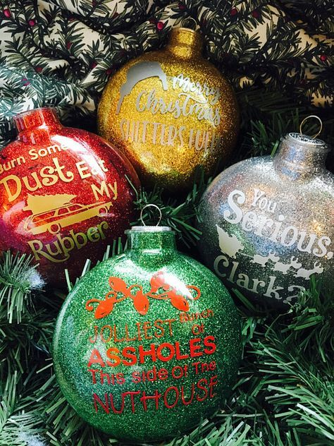 61 Ideas Funny Christmas Party Themes National Lampoons Funny Christmas Ornaments Lampoon S Christmas Vacation Christmas Party Themes