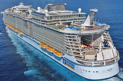 Walking The Oasis Of The Seas From Top To Bottom Deck Plans - Anthem of the seas itinerary