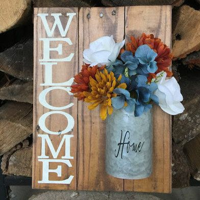 Rustic Wood Art By Sue By Rusticwoodartbysue On Etsy Wood Art