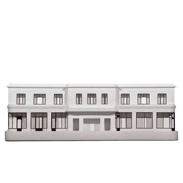 Farringdon Station Model, £109, now featured on Fab.
