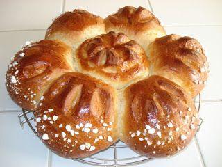 البريوش الفرنسي Arabic Sweets Food Bread