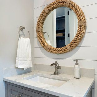 100 Rope Mirrors For Your Beach Home We Love Rope Wall Decor And
