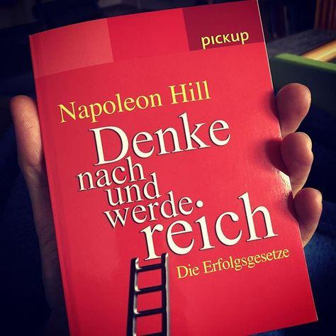 napoleon hill denke nach und werde reich