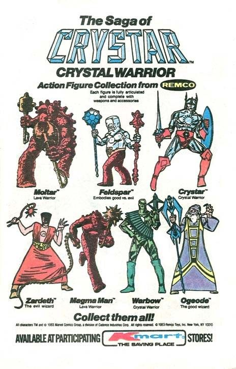 Vtg 80/'s Remco  Crystar Moltar Original Mace Weapon Club Part