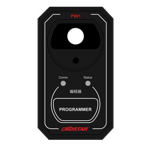 Full Package OBDSTAR P001 Programmer = EEPROM adapter, RFID