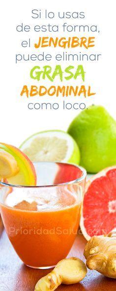 alimentos para quemar grasa en el abdomen