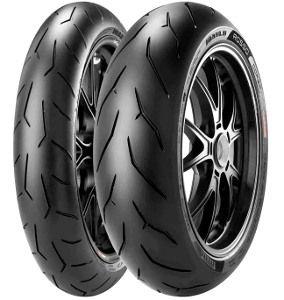 Pirelli Diablo Rosso Corsa 190 55 Zr17 Tl 75w Roue Arriere M C Pirelli Pirelli Tires Motorcycle Tires