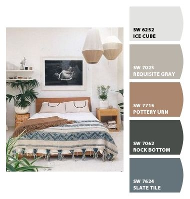 Paint Colors From Colorsnap By Sherwin Williams Bohemian Bedroom Colors Color Palette Living Room Bedroom Paint Colors