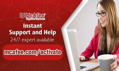 mcafee.com/activate - Installing McAfee security program