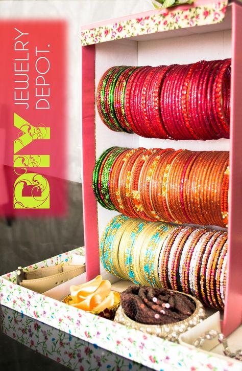 Craft A Doodle Doo: The Decorista Chronicles- DIY Jewelry depot!