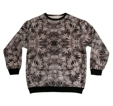 A must-have for kush AND plant lovers.The design features a fully sublimated leaf pattern in grey. #greykush