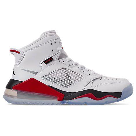 Nike Jordan Men S Mars 270 Basketball Shoes In White Modesens Basketball Shoes Jordans For Men Nike